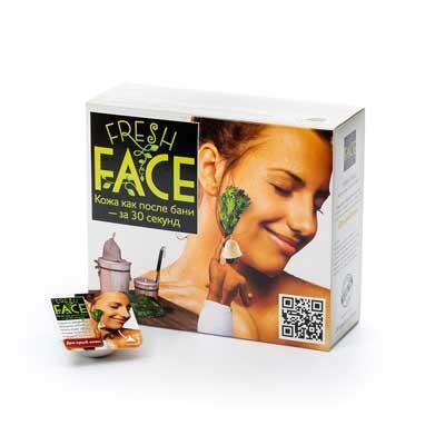 "Скраб ""Fresh Face"" для сухой кожи 72 г, БиоБьюти"