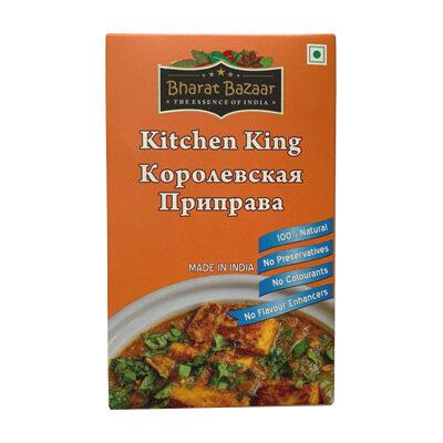 """Смесь специй королевская """"Китчен Кинг"""" (Kitchen King) 100 г, Bharat Bazaar"""