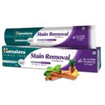 Стэйн Ремувал: зубная паста для очищения пятен (80 г), Stain Removal Toothpaste, произв. Himalaya