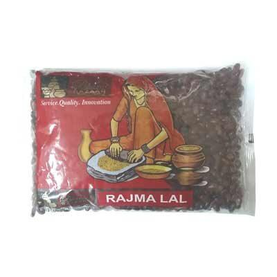 Фасоль красная кашмирская (Rajma Lal Kashmiri) 500 г, Bharat Bazaar