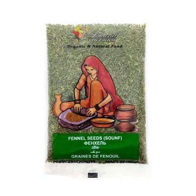 Фенхель (семена) 100 г, Bharat Bazaar