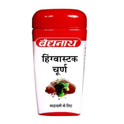 Хингваштак Чурна: для пищеварения (60 г), Hingwashtak Churna, произв. Baidyanath