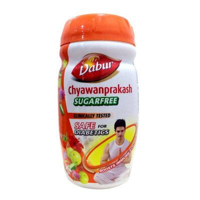 Чаванпраш(Chyawanprakash Sugarfree), Dabur