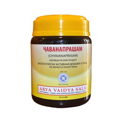 Чаванапрашам (Chyavanaprasam) 500 г, Arya Vaidya Sala