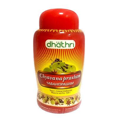 Чаванпрашам (Chyavanaprasham) 500 г, Dhathri