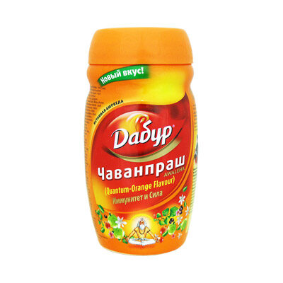 "Чаванпраш ""Апельсин"" (Chyawanprash Orange), Dabur"