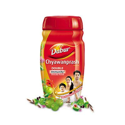 """Чаванпраш """"Двойной иммунитет"""" (Chyawanprash Awaleha) Dabur"""