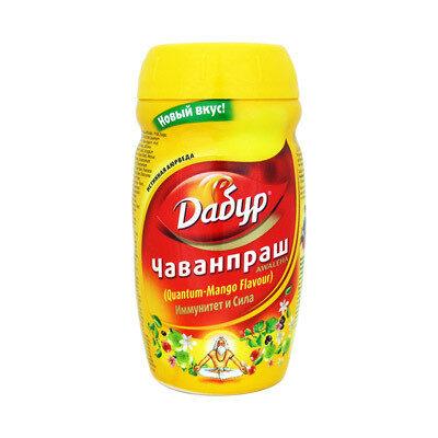 "Чаванпраш ""Манго"" (Chyawanprash Mango) 500 г, Dabur"