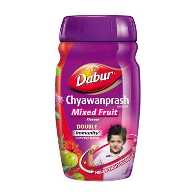 """Чаванпраш """"Фрукты"""" (Chyawanprash Mixed Fruit) 500 г, Dabur"""