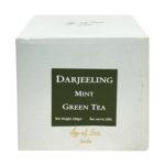 Чай индийский зелёный с мятой Darjeeling Mint Green Tea 100 г, Bharat Bazaar