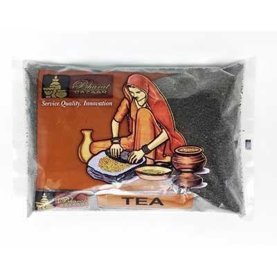 Чай индийский чёрный гранулированный Granule Tea 300 г, Bharat Bazaar