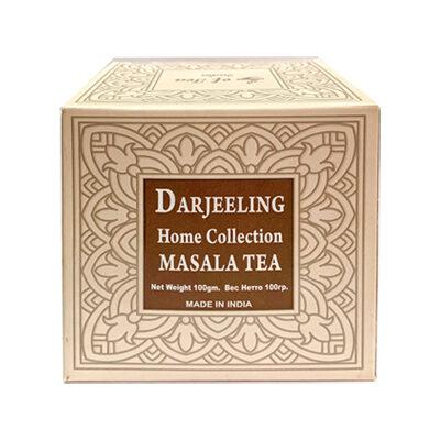 Чай индийский чёрный со специями Darjeeling Masala Tea 100 г, Bharat Bazaar