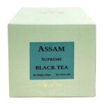 Чай индийский чёрный Assam Supreme Black Tea 100 г, Bharat Bazaar