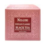 Чай индийский чёрный Nilgiri Indian Classic Black Tea 100 г, Bharat Bazaar