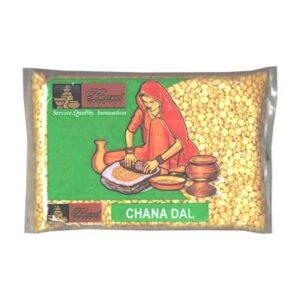 Чана дал (Chana Dal) 500 г, Bharat Bazaar