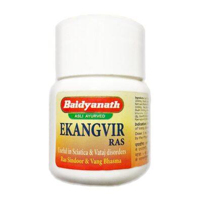 Экангавир Рас: для лечения суставов (40 таб), Ekangavir Ras, произв. Baidyanath