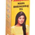 Махабрингарадж: масло для волос (100 мл), Mahabhringaraj Tel, произв. Baidyanath