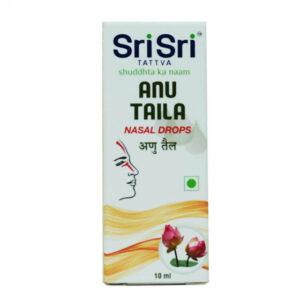 Ану Тайлам: масло для носа (10 мл), Anu Taila, произв. Sri Sri Tattva