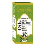 Эфирное масло Чайного дерева (15 мл), Tea Tree Essential Oil, произв. Indus Valley