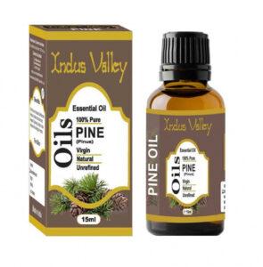 Эфирное масло Сосны (15 мл), Pine Essential Oil, произв. Indus Valley
