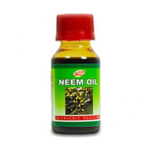 Масло Нима: от кожных заболеваний (50 мл), Neem Oil, произв. Shri Ganga