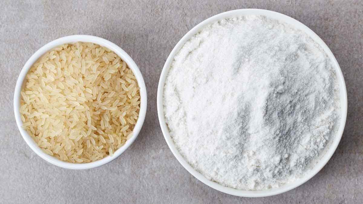 Рис И Мука