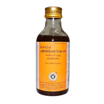 Аримедади Тайлам: масло для полости рта (200 мл), Arimedadi Tailam, произв. Kottakkal Ayurveda