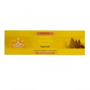 Ароматические палочки Аастха Бхакти (75 г), Aastha Agarbatti Bhakti, произв. Patanjali