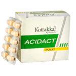 Ацидакт: от повышенной кислотности желудка (100 таб), Acidact, произв. Kottakkal Ayurveda