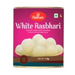 Вайт Расбари (1 кг), White Rasbhari, произв. Haldirams