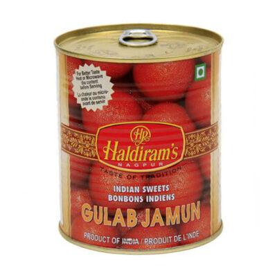 Гулаб Джамун (1 кг), Gulab Jamun, произв. Haldirams