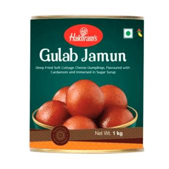 Гулаб Джамун (1 кг), Gulab Jamun 2, произв. Haldirams