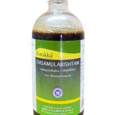 Дасамулариштам: для укрепления организма (450 мл), Dasamularishtam, произв. Kottakkal Ayurveda