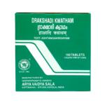 Дракшади Кватхам: для нервной системы (100 таб), Drakshadi Kwatham, произв. Kottakkal Ayurveda