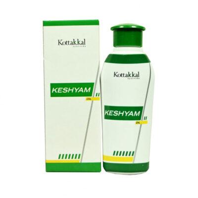 Кешьям: масло для волос (100 мл), Keshyam Oil, произв. Kottakkal Ayurveda