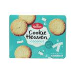 Кокосовое печенье (180 г), Cookie Heaven, произв. Haldirams