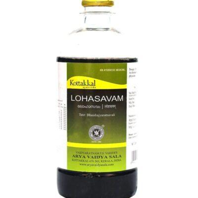 Лохасавам: от анемии (450 мл), Lohasavam, произв. Kottakkal Ayurveda