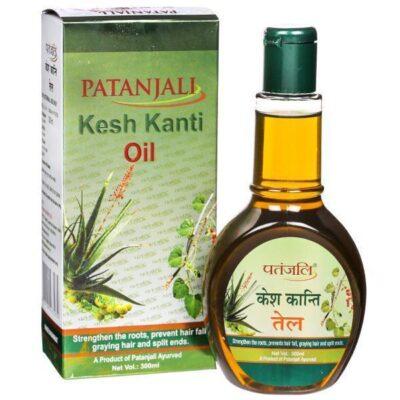 Масло для волос Кеш Канти (300 мл), Kesh Kanti Hair Oil, произв. Patanjali (Копировать)