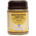 Махатрифала Гритам: для здоровья глаз (200 г), Mahatriphala Ghritam, произв. Kottakkal Ayurveda