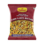 Микс Корн Флекс (200 гр), Corn Flakes Mixture, произв. Haldirams