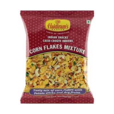 Микс Корн Флекс (200 гр), Corn Flakes Mixture, произв. Haldirams