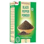 Молотый черный перец (100 г), Black Pepper Powder, произв. Patanjali