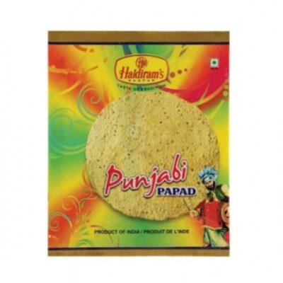 Панджаби Папад (200 г), Punjabi Papad, произв. Haldirams