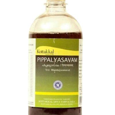 Пиппальясавам: для пищеварения (450 мл), Pippalyasavam, произв. Kottakkal Ayurveda