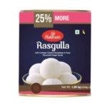 Расгулла (1,25 кг), Rasgulla, произв. Haldirams