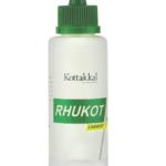 Рукот: мазь от болей в мышцах и суставах (100 мл), Rhukot Liniment, произв. Kottakkal Ayurveda