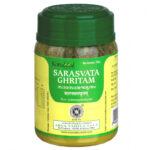 Сарасвата Гхритам: для нервной системы (150 г), Sarasvata Ghritam, произв. Kottakkal Ayurveda