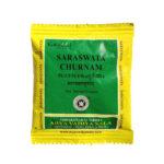 Сарасвата Чурнам: для нормализации работы нервной системы (10 г x 10 пак), Saraswata Churnam, произв. Kottakkal Ayurveda