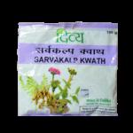 Сарвакалп Кватх: для печени (100 г), Sarvakalp Kwath, произв. Patanjali