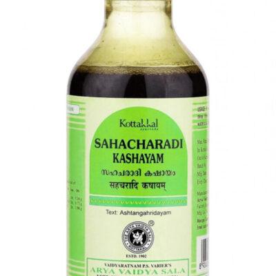 Сахачаради Кашаям: от заболеваний опорно-двигательной системы (200 мл), Sahacharadi Kashayam, произв. Kottakkal Ayurveda
